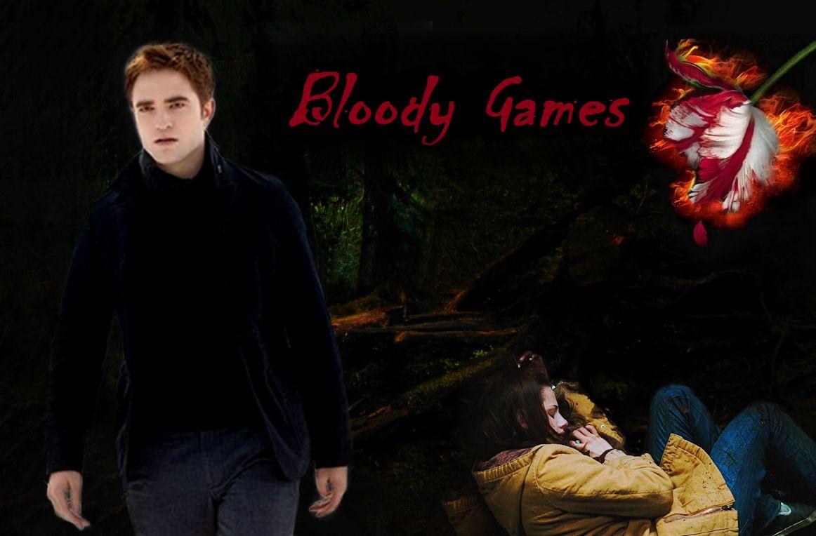 Bloody Games - kapitolovka