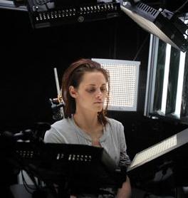 Kristen při snímání