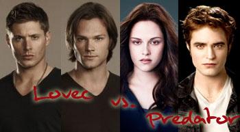 Lovec vs Predtor
