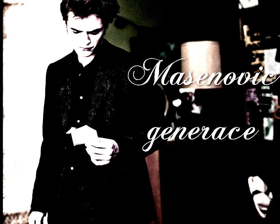 Masenovic generace - KD11