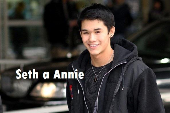 Seth a Annie