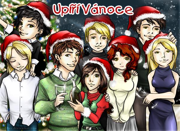 upíří vánoce