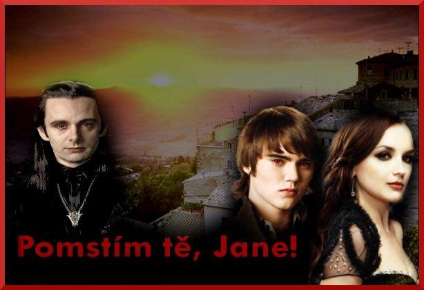 Pomstím tě, Jane!