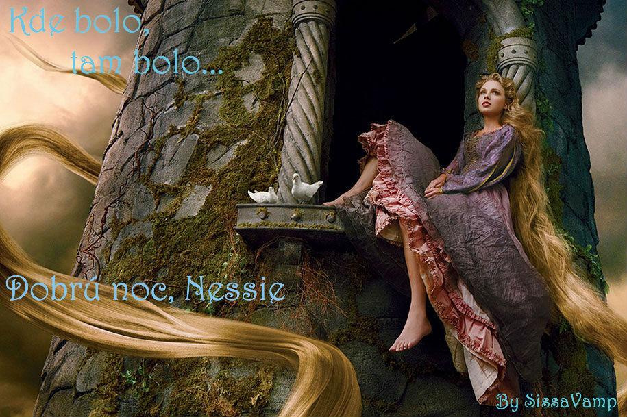 Dobrú noc, Nessie