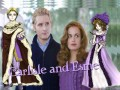 Carlisle a Esme tapeta by Alice